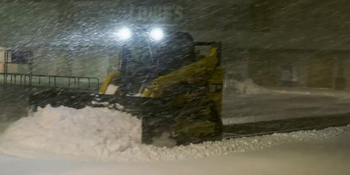 Snow Removal & Ice Management